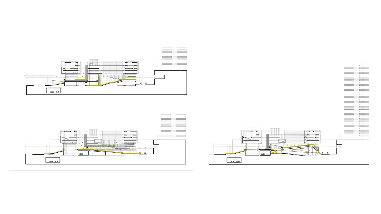 Hong Kong Design Institute Projects Vines Architecture